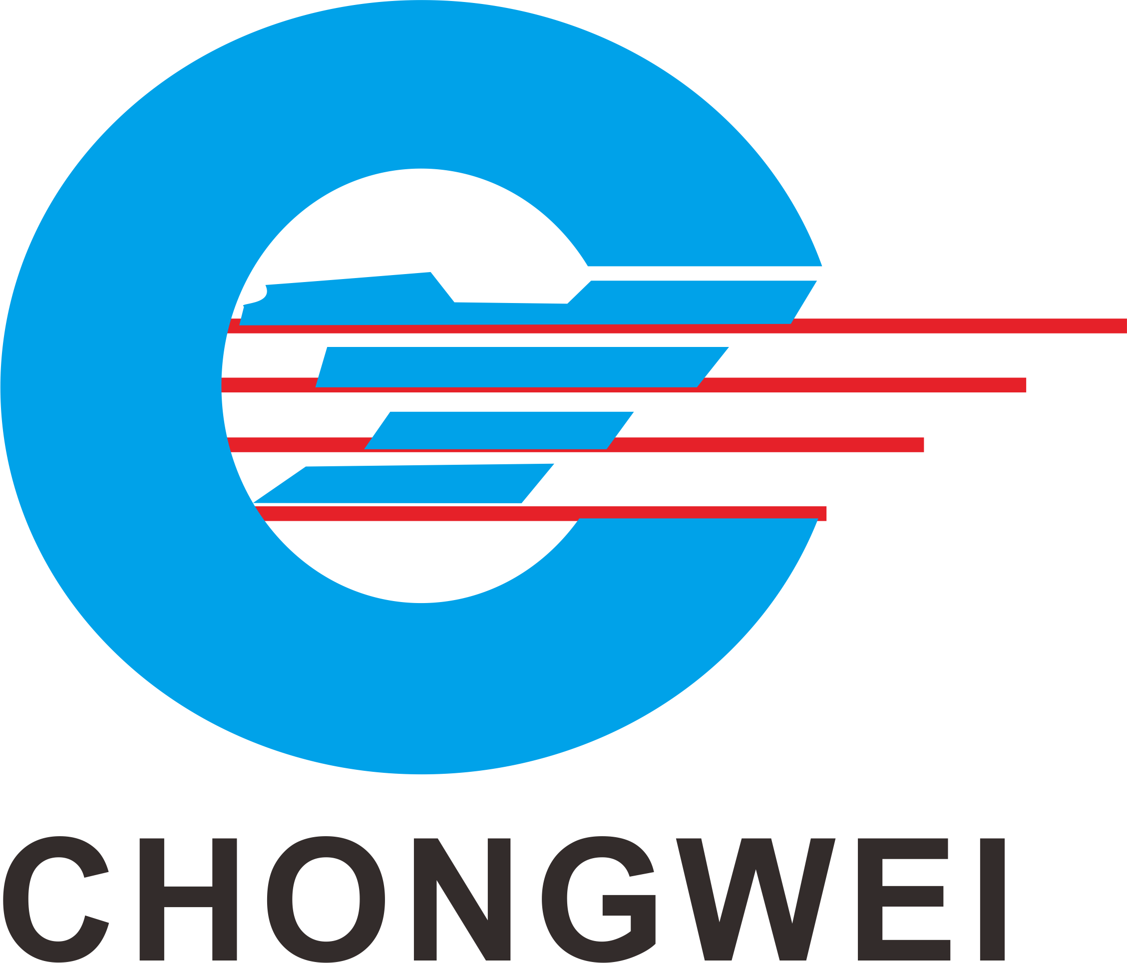 DONGGUAN CHONG WEI INDUSTRIAL CO. LTD.