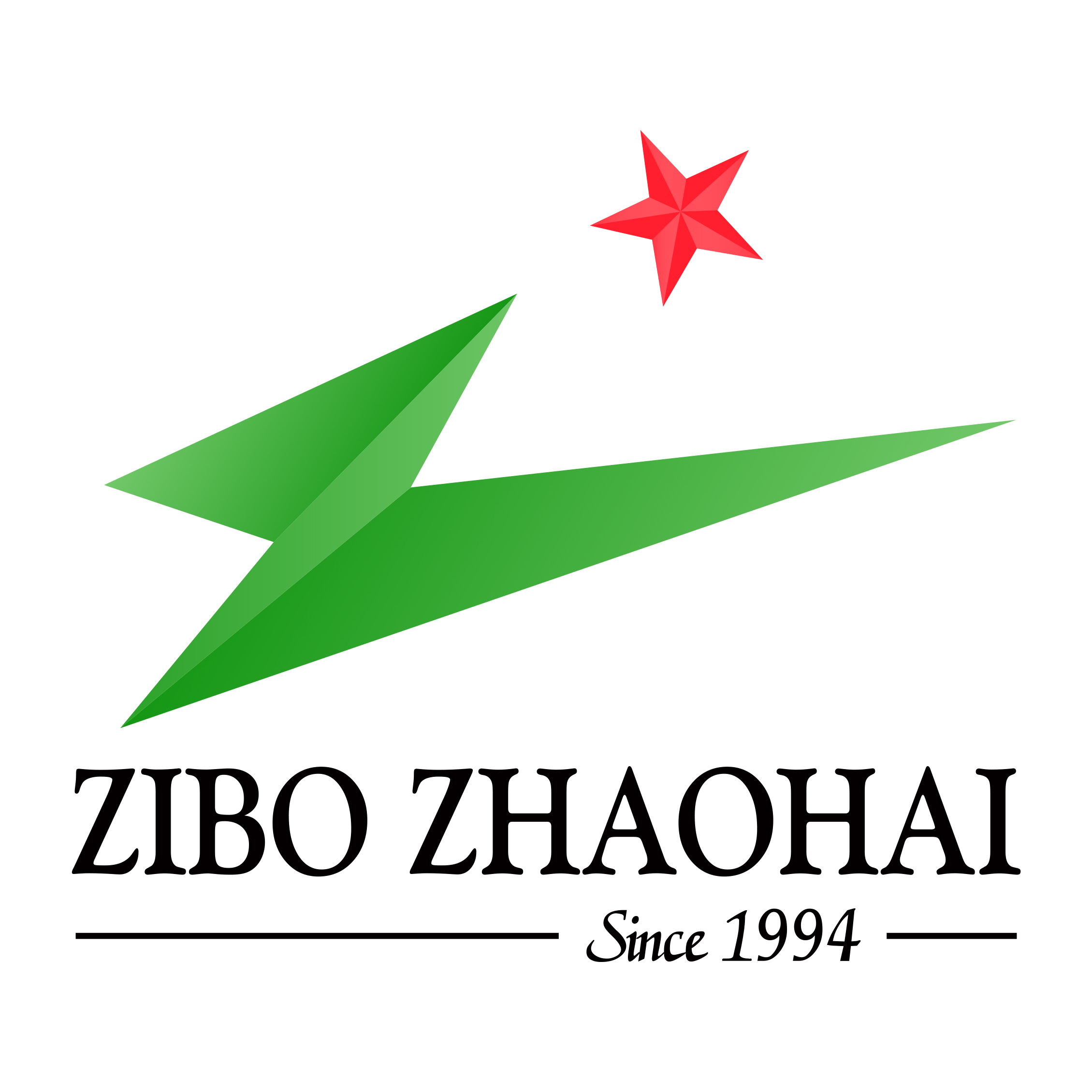 ZIBO ZHAOHAI LIGHT INDUSTRIAL PRODUCTS CO., LTD.