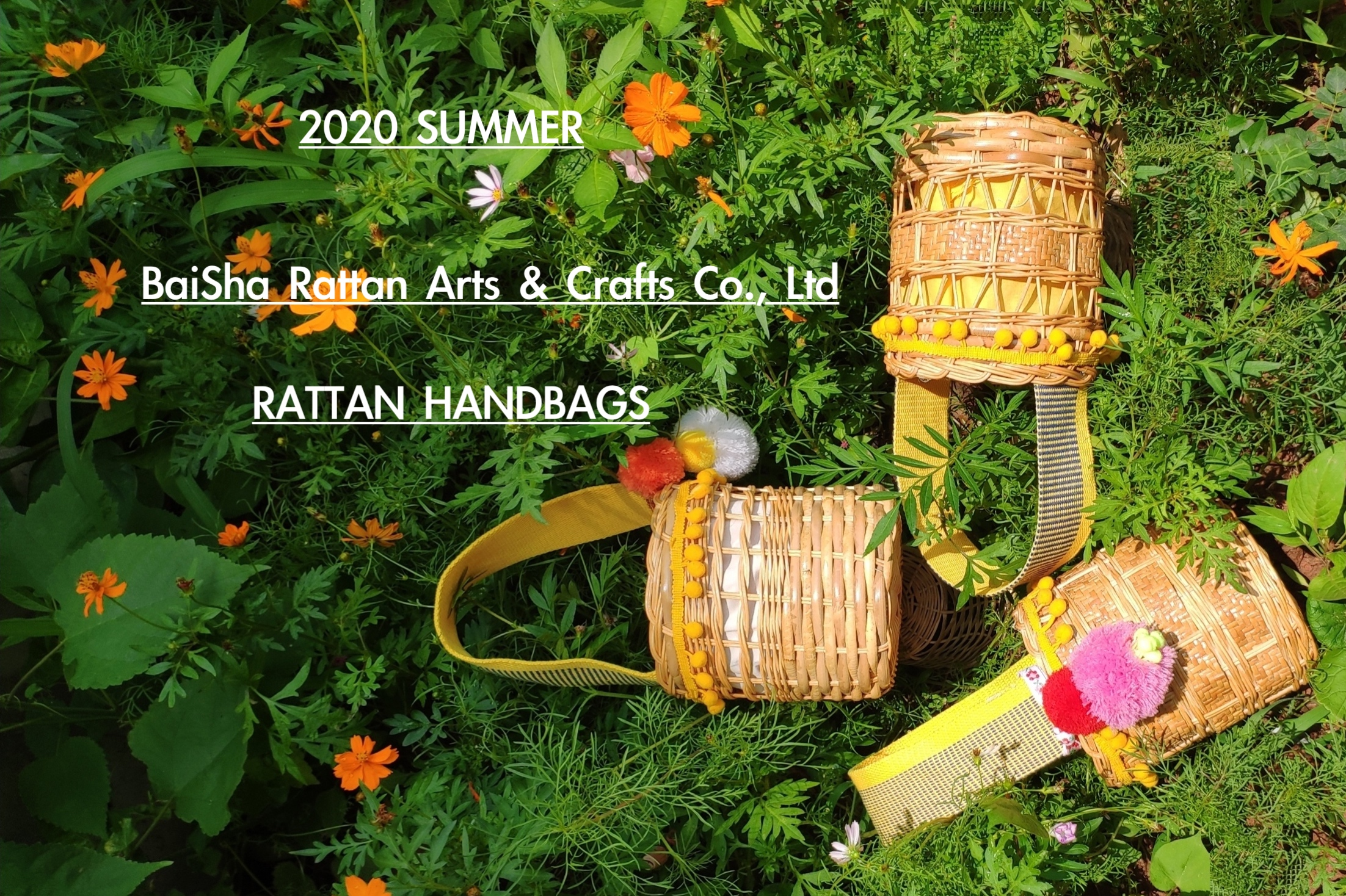BAI SHA RATTAN ARTS & CRAFTS CO,LTD