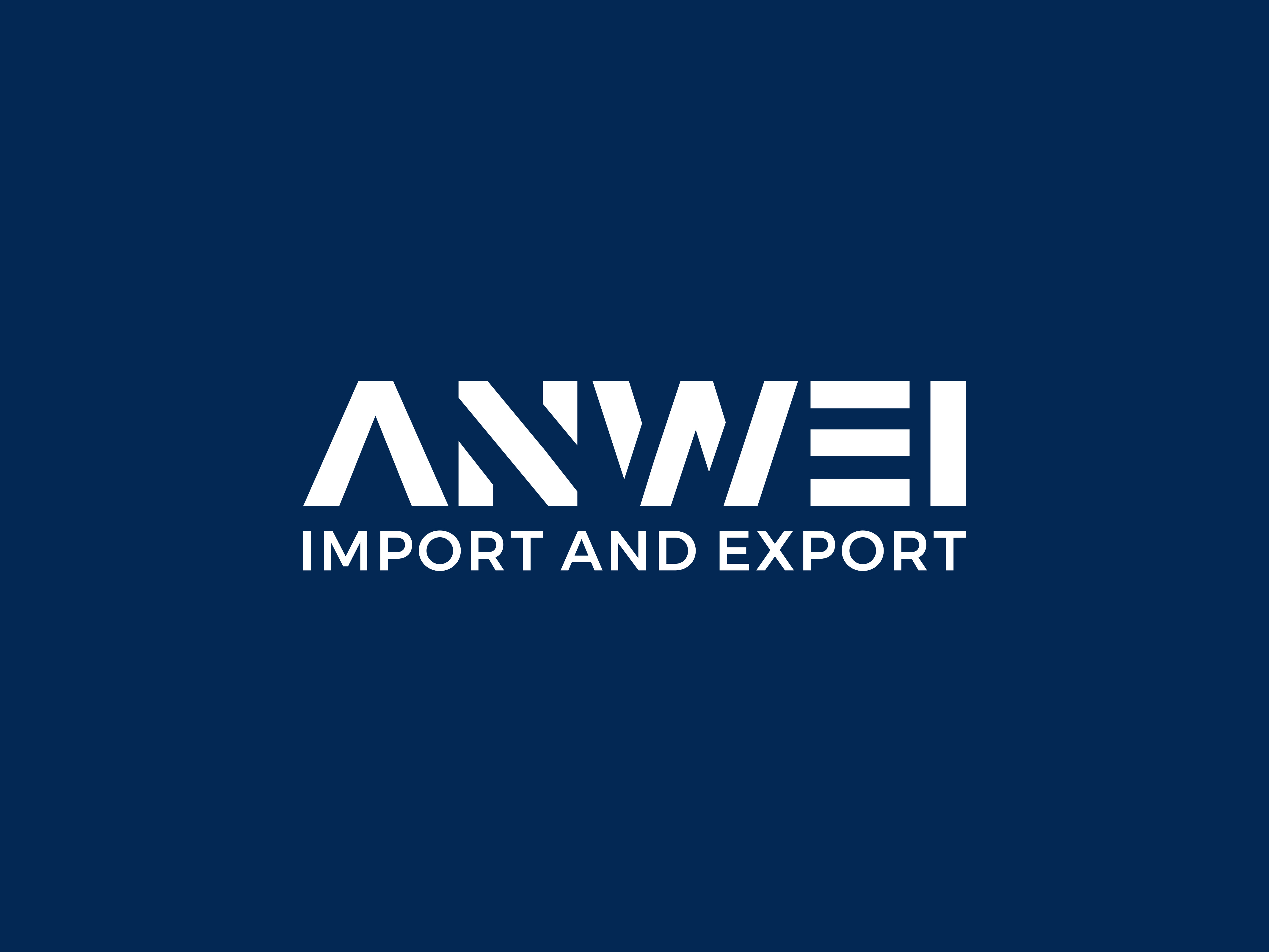 Shanghai Anwei Import & Export Co.,Ltd.