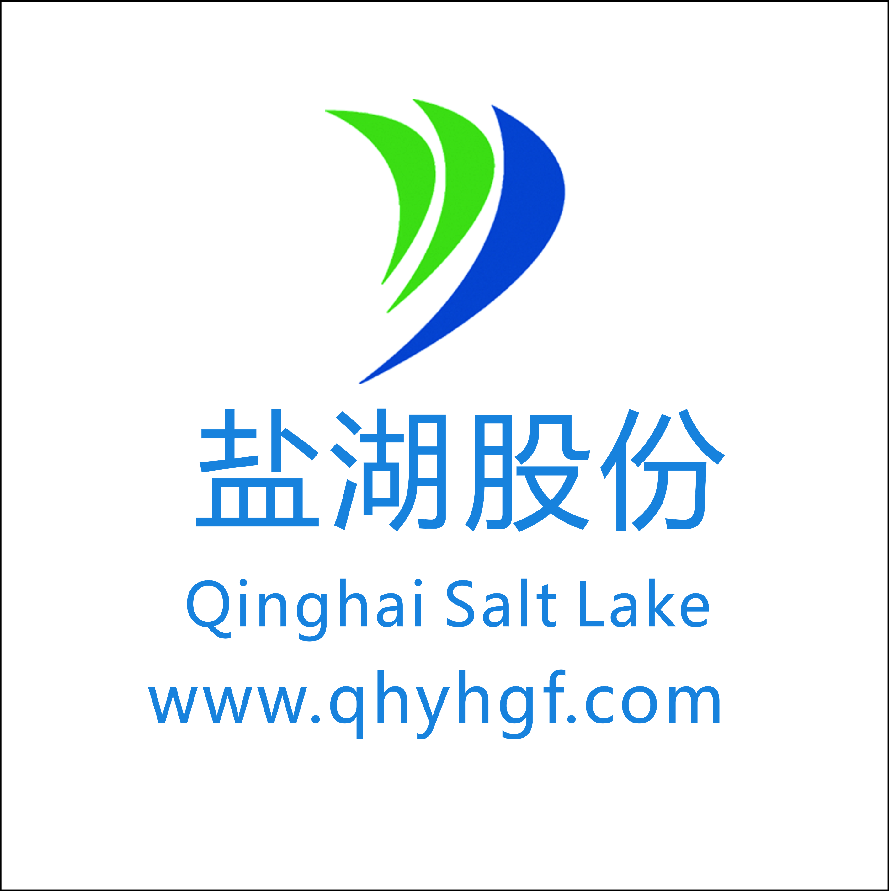 QingHai Salt Lake Industry Co.,LTD.