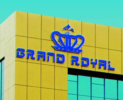 Sichuan Grand Royal Incorporated Co., Ltd