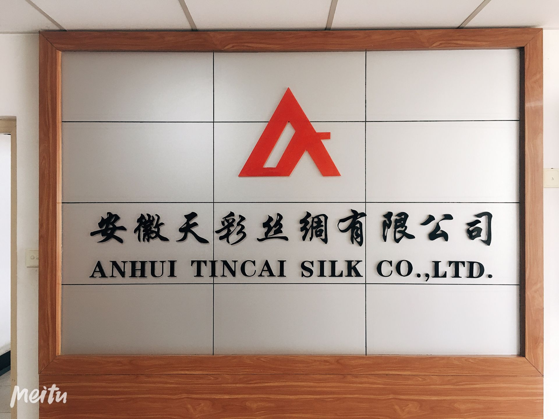 ANHUI TINCAI SILK CO.,LTD.