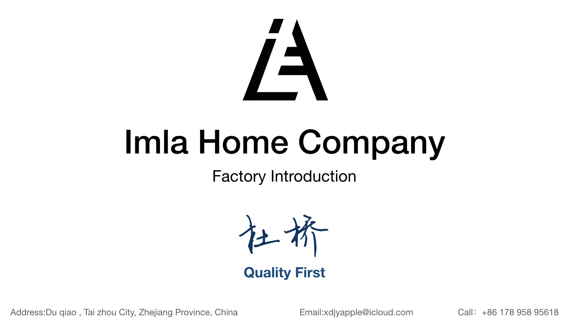 TAIZHOU YINLA HOUSEHOLD ARTICLES CO.,LTD
