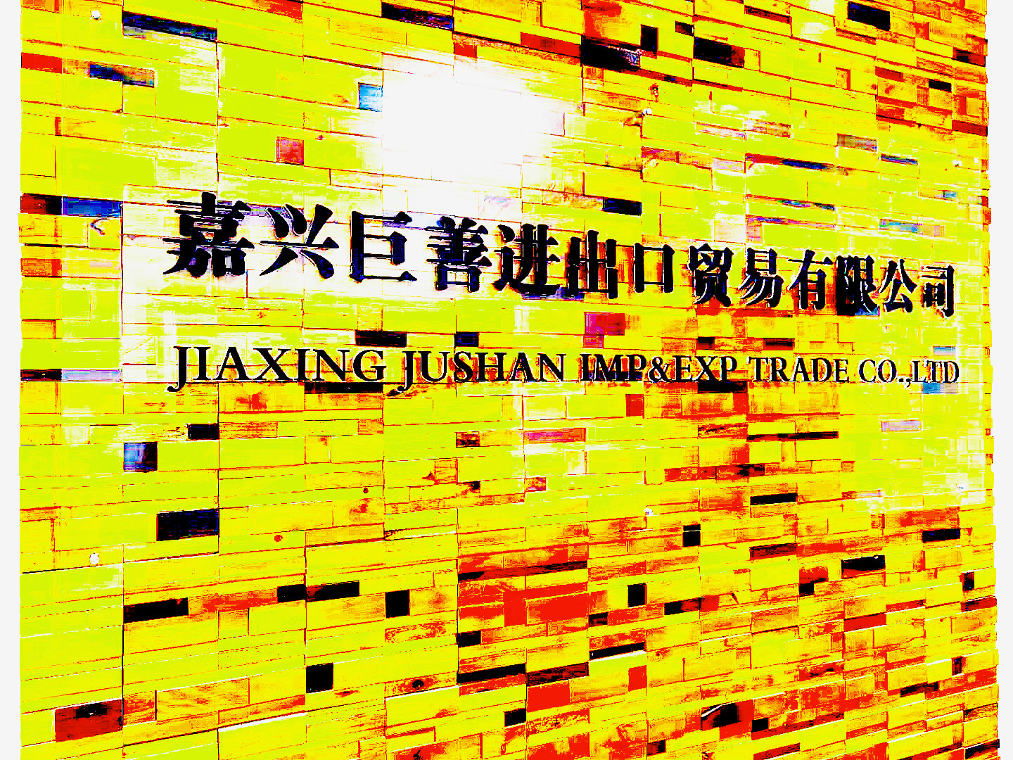 JIAXING  JUSHAN   IMP&EXP  TRADE  CO.,LTD