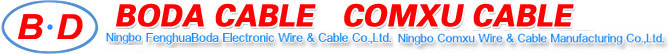 NINGBO FENGHUA BODA CABLE ELECTRONIC WIRE&CABLE CO.,LTD.