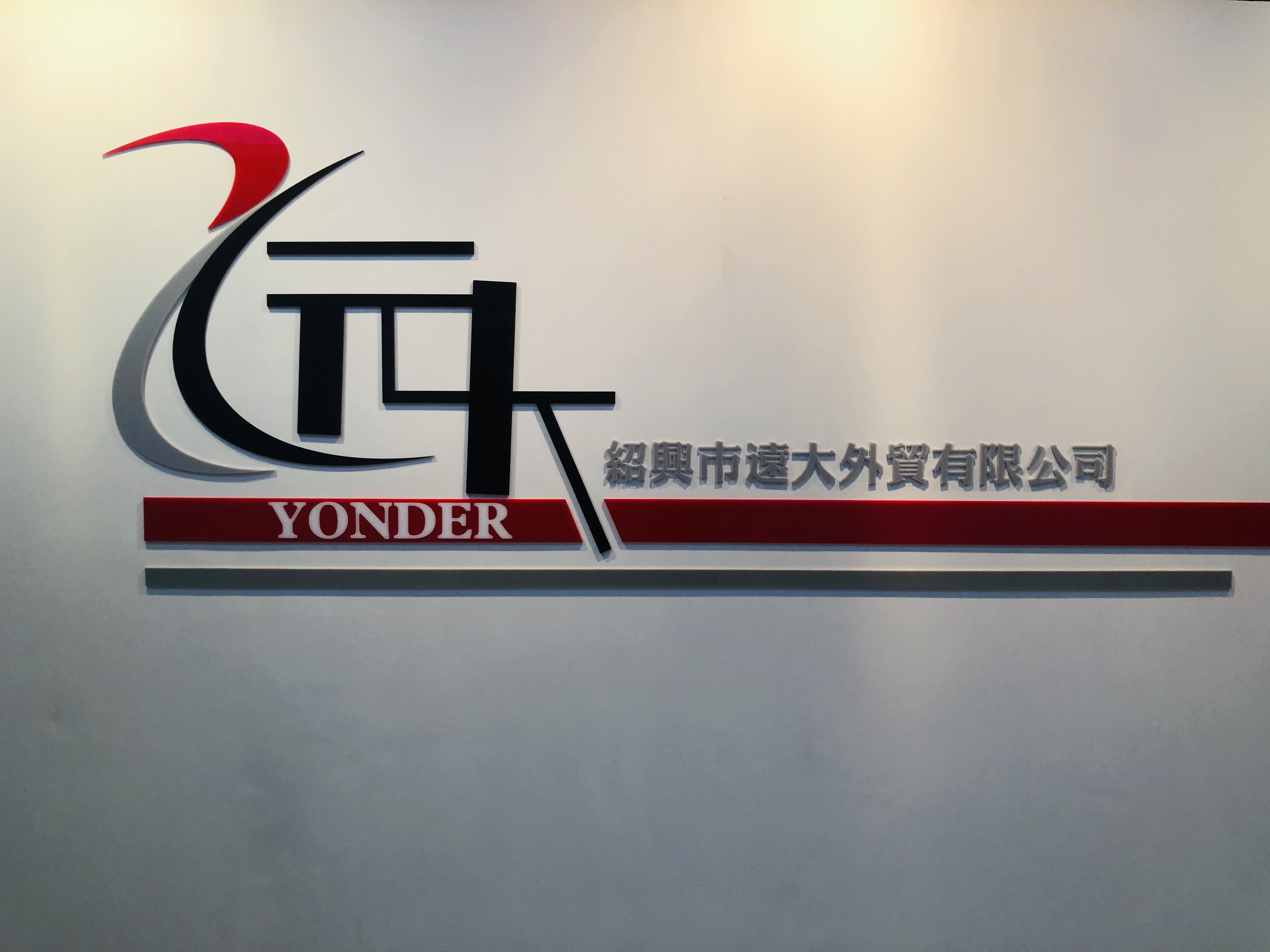 SHAOXING YONDER FOREIGN TRADE CO.,LTD.