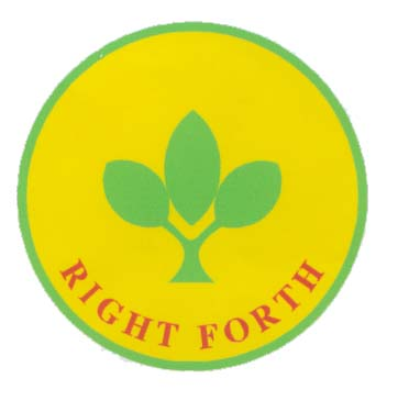 GUANGDONG RIGHT FORTH ENERGY TECHNOLOGY COMPANY LIMITED